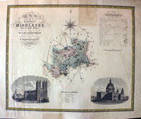 Middlesex, C. & J. Greenwood, 1834