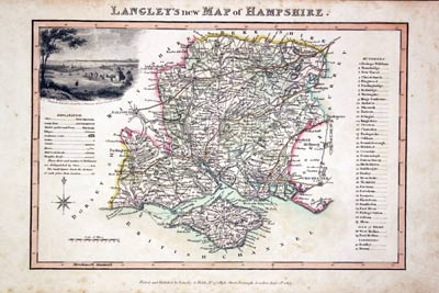 Hampshire Edward Langley 1820
