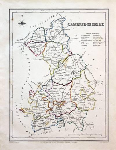 Cambridgeshire S.Lewis
