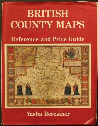 British County Maps by Yasha Beresiner