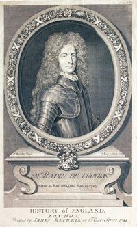 Paul de Rapin-Thoyras