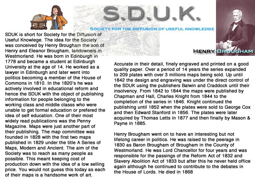 SDUK Information