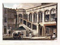 Crosby Hall, Bishopgate Street