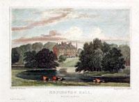 Honington Hall Warwickshire