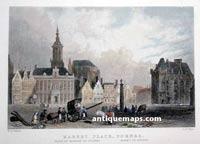 Market Place, Furnes Belgium