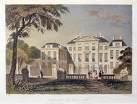 Palace of the Loo Belgium