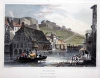 Namur on the Sambre