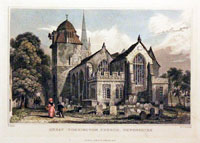 Great Torrington Church, Devonshire