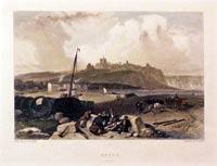 Dover  Kent J. D. Harding / W. Finden