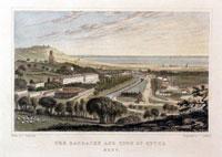 Barracks and Town, Hythe Kent