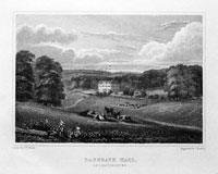 Baggrave Hall, Leicestershire