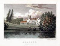 Melbury, Dorsetshire J. P. Neale