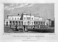 The New Sessions House, Maidstone Kent