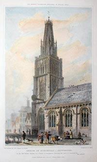 St. Nicholas Church, Gloucester