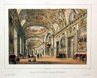 Salle du Trone - Palais du Senat