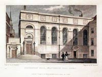 Stationer's Hall. Stationer's Hall Court
