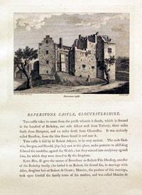 Beverstone Castle, Gloucestershire