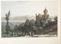 Chateau Wufflens Pays de Vaud