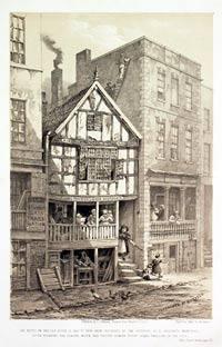 God's Providence House, Chester 1845