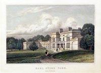 Earl Stoke Park, Wiltshire