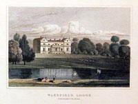 Wakefield Lodge, Northamptonshire