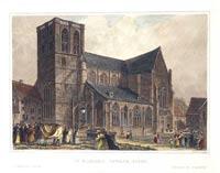 St. Martins Church, Liege