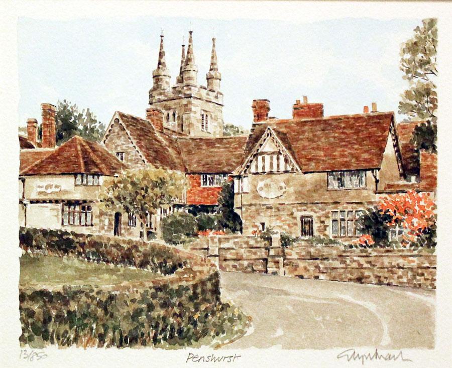 Penshurst, Kent