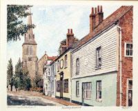 Hurstpierpoint Sussex