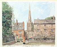 St. Mary de Castro - Leicester