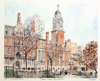 Town Hall Leicester