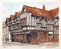 Southampton - Tudor House
