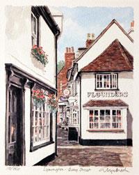 Lymington - Quay Street