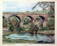Monsal Dale, Derbyshire