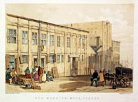 Old Mansion, Moor Street. W. G. Herdman, 1843