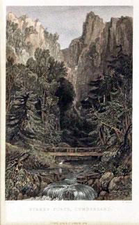 Birker Force, Cumberland