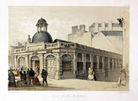 Old Fish Market Liverpool