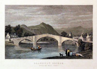 Llanrwst Bridge, Denbighshire