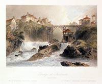 Sherbrooke, Bridge at Eastern Townships