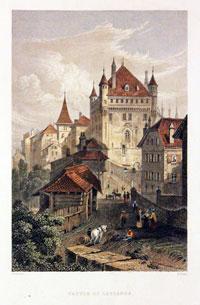 Castle of Lausanne