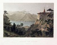 Magadino, Lago Maggiore, Canton Tessin