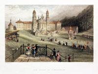 Abbey of Einsiedeln Switzerland