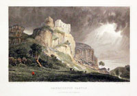 Caercennin Castle