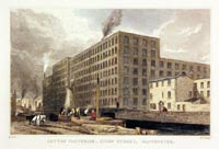 Cotton Factories, Manchester