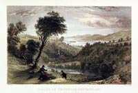 Valley of Troutbeck, Westmorland