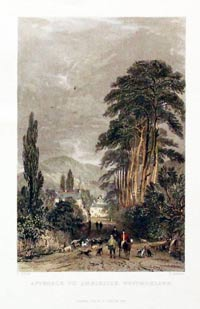 Approach to Ambleside, Westmorland