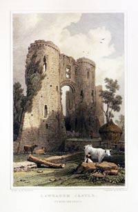 Lawhaden Castle
