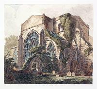St.John's Church, Chester 1855
