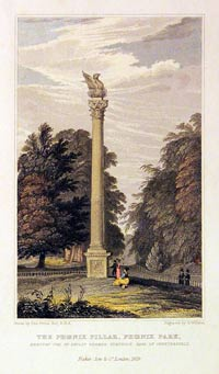 The Phoenix Pillar, Phoenix Park, Dublin