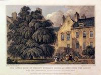 Levee Room in Regent Murray's House