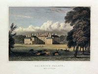 Dalkeith Palace, Mid Lothian